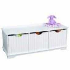 Kidkraft Nantucket Storage Bench White