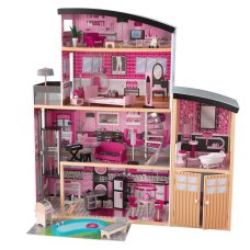 2nd chance - Kidkraft Sparkle Mansion Dollhouse