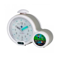 Kidsleep clock Gray LED Alarm clock