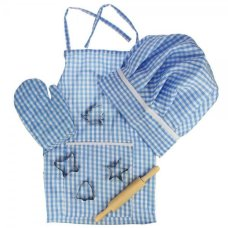 BigJigs Cook Set Blue