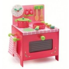 Djeco Kitchen Lila Rose