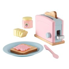 Kidkraft Toaster in Pastel colors