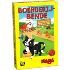 Haba game Farm gang
