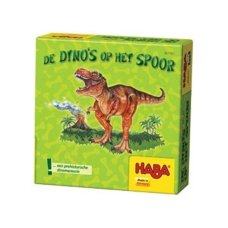 Haba Game The Dino's on the Track