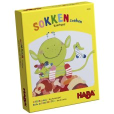Haba Game Socks Search