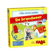 Haba Game My first games the Fire Department