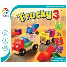 Smart Games Trucky 3 Shapes