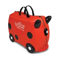 Trunki Children's suitcase Ladybird