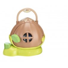 Klorofil Playset Hazelnut house