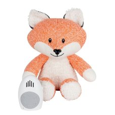 Flow heartbeat hug Robin the Fox Orange