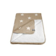 Baby's Only Cot blanket Teddy Star Beige