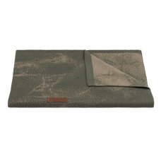 Babies Only Cot Rug Marble khaki / olive