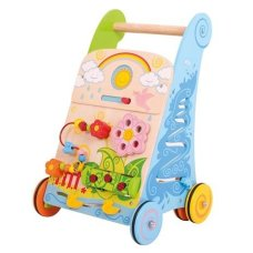 BigJigs Activity Walker Flowers