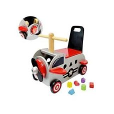 I'm Toy Carriage Plane