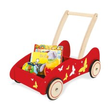 Pinolino wooden carriage Kimi Red