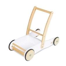 Pinolino wooden trolley Uli White
