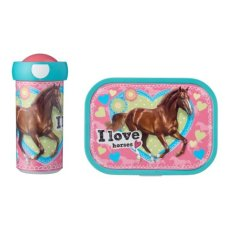 School Cup and Lunchbox My Horse