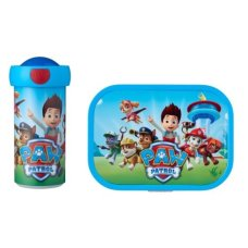 School cup and Lunchbox Animal Paw Patrol