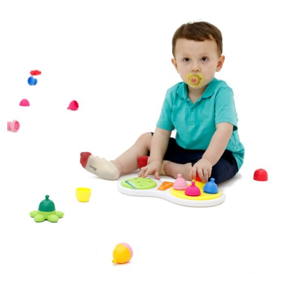 Lalaboom 8 pieces Beads Education Board Online | Offer at ...