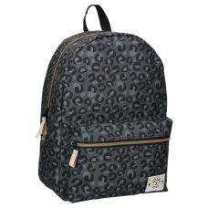Milky Kiss Backpack Stay Cute Leopard Army