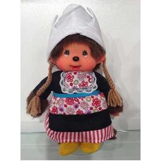 Monchichi 20 cm Dutch costume