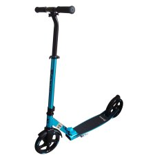 Move folding scooter 200mm wheels blue Deluxe