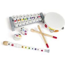Janod Confetti Musical Instruments Set