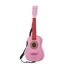 New Classic Toys Guitar Pink