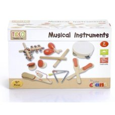 Tidlo Music set