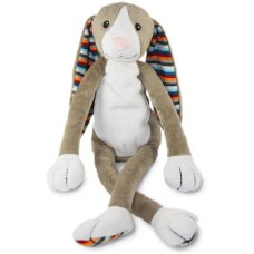 Zazu Toddler Hug Bo the Rabbit