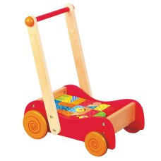 New Classic Toys Chariot with Colored Blocks