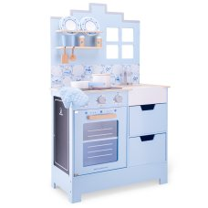 New Classic Toys children's kitchen Delft blue