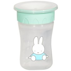 Miffy Anti leak cup 360° 300ml Mint