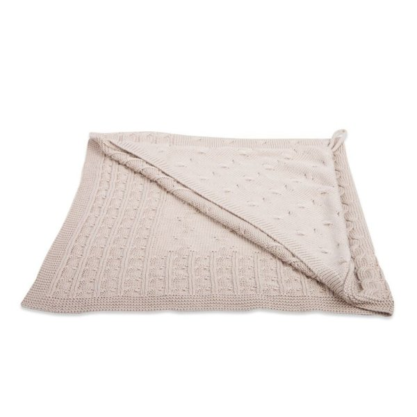 Baby's Only Shawl Cable Beige