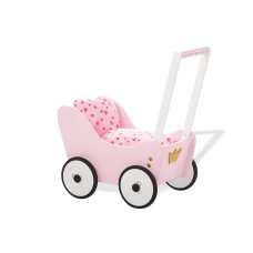 Pinolino wooden doll carriage Princess Lea