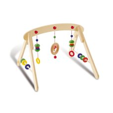 Pinolino Wooden Baby Gym Jane