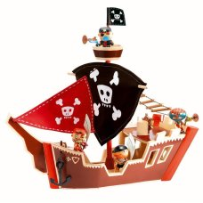 2nd chance - Djeco Pirate Ship