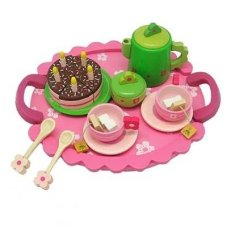 Playwood tea set