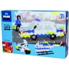 Plus-Plus Basic 480 pieces 3in1 / police