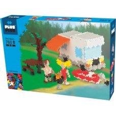 Plus-Plus Basic Camping / 760 pieces