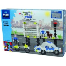 Plus-Plus Basic Police / 760 pieces