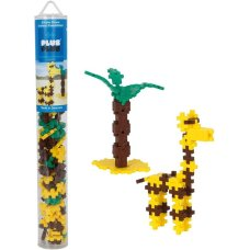 Plus-Plus Giraffe / 100 Piece Sleeve