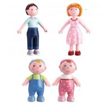 Haba Dollhouse Dolls Family