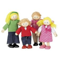 Tidlo Doll family Blank