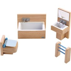 Haba Poppenhuis Bathroom
