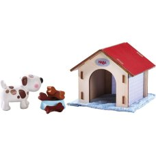 Haba Dollhouse Play set Dog Lucky
