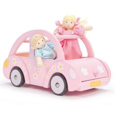 Le Toy Van Dollhouse Sophie's Car
