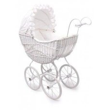 Legler doll carriage Evelin Gray