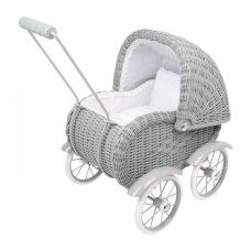 Legler doll carriage Gray