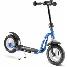 Puky Children's scooter Black with Blue